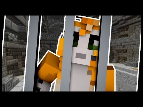 Stampy Cat Goes To Prison! [1] Roleplay Adventure