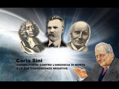 Carlo Sini - L'uomo forte: contro l'angoscia di morte e le sue conseguenze negative