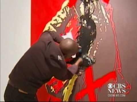 Zuma Painting Controversy President Zuma Painting