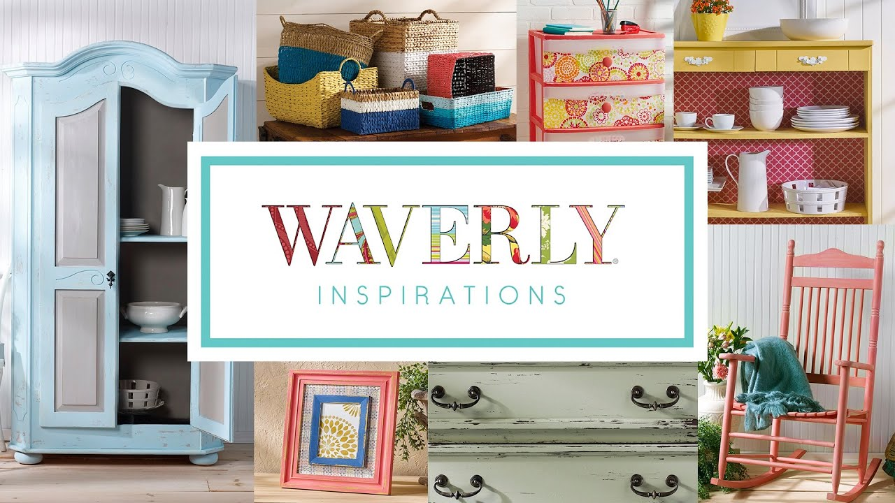 Walmart crafts and fabrics - Introducing Waverly Inspirations At Walmart Plaid Crafts