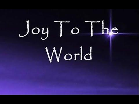 Joy To The World  The Bach Choir Lyrics