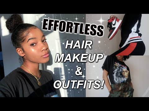 How To Look BOMB with NO EFFORT for School 2018!
