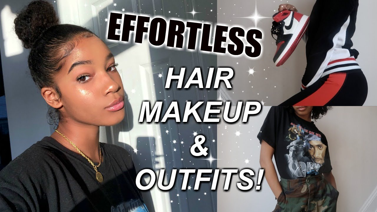 how to look bomb with no effort for school 2018 youtube