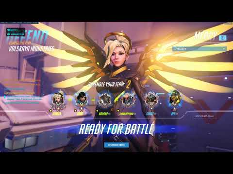 I Like Damage Boosting Soldier [Overwatch Competitive - Silver]