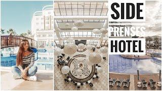 Обзор номера и отеля 5 в Турции ВСЁ ВКЛЮЧЕНО Side Prenses Hotel