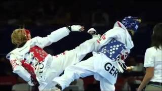 Taekwondo Londres 2012 - SR-71 (goodbye)