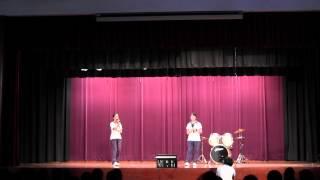 skhcyss的SKHCYSS 2014-15 歌唱比賽決賽 閃電如來佛祖(張嘉莉,彭悦生) 勇氣相片