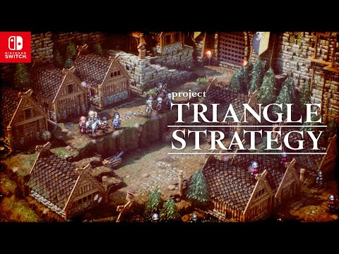 『Project TRIANGLE STRATEGY』ティザートレーラー