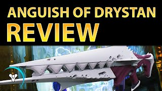 Destiny Taken King: Anguish of Drystan Legendary Review