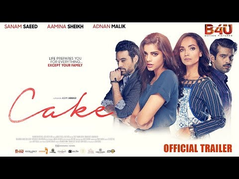 Cake - Official Trailer | Aamina Sheikh,...