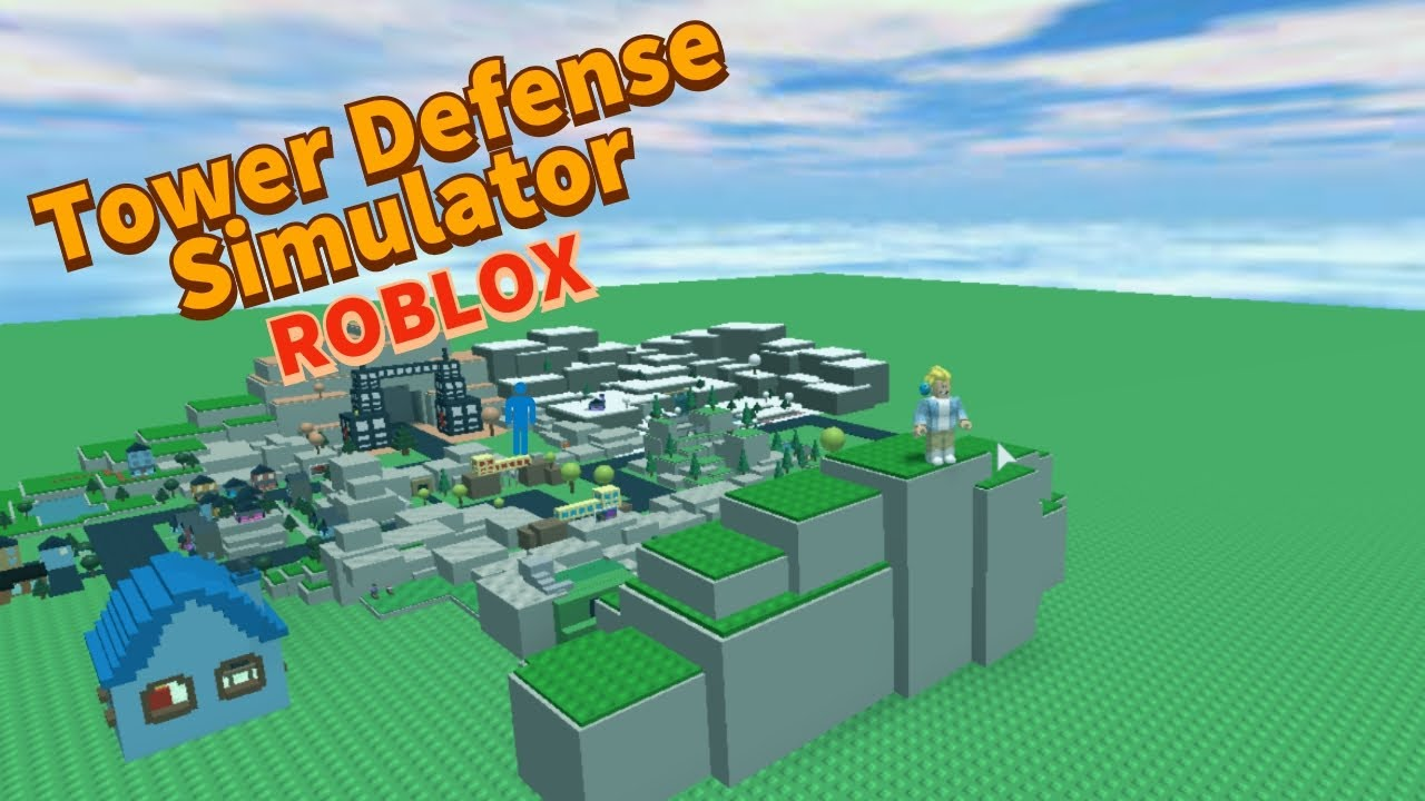 Roblox Tower Defense Simulator~ Playing Solo?!~ Roblox GamePlay