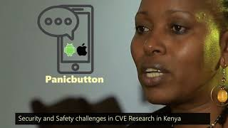 Security and Safety challenges in CVE Research in Kenya