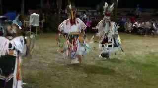 Grass Dance - Friday Night Lights Group 1 Song 2 in Ponemah 2015