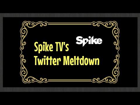[News] Spike T.V. has a Twitter meltdown! #GoodByeSpike