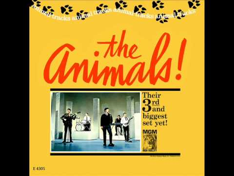 The Animals - Animal Tracks | Full LP HQ Stereo