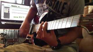 The Webs We Weave - Escape The Fate - Guitar Cover