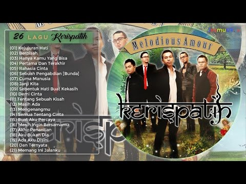 Kerispatih Full Album - Era Sammy Simorangkir Vol. 1 (Lagu Pop Indonesia terbaik)