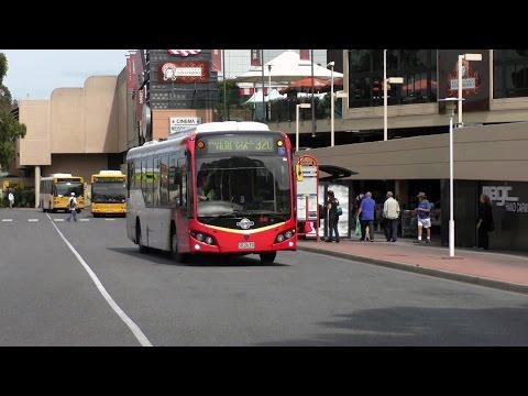 Adelaide Metro Marion Bus Interchange Part 1 Nov 2015