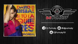 David Bisbal - Si Tu La Quieres / Versión Salsa (Dj Pumuky)