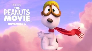 The Peanuts Movie | The Red Baron [HD] | FOX Family
