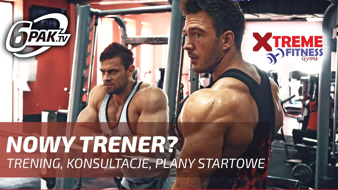 NOWY TRENER, trening, konsultacje, plany startowe. | Michał Roch & Adam Suker