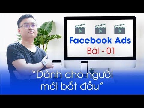 Học chạy quảng cáo Facebook Ads cơ bản   Bài 01
