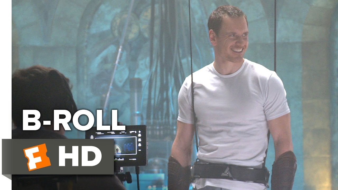 Assassin S Creed B Roll 2 2016 Michael Fassbender Movie Youtube