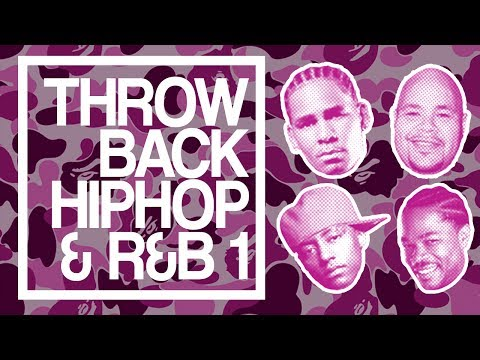 Early 2000's Hip Hop and R&B Songs | Throwback Hip Hop and R&B Mix 1