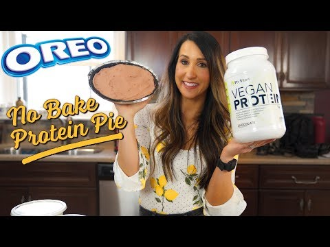 Oreo High-Protein Pudding Pie for Idiots | Tiger Fitness