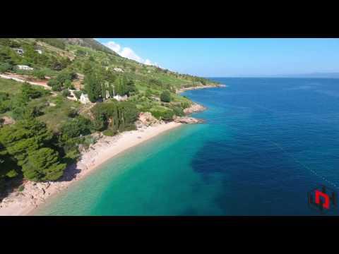 4K : Croatia by Drone - Brac Island