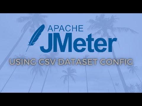 Data Parameterization in JMeter: Using CSV DataSet Config