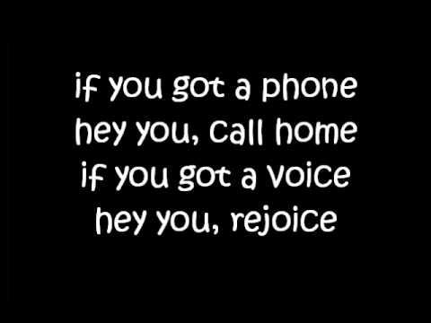 Hey You lyrics - The Clarks