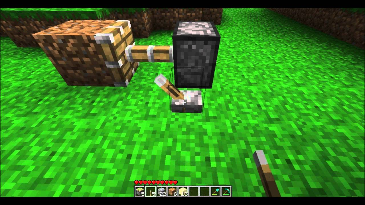 How to make sticky pistons in minecraft 72