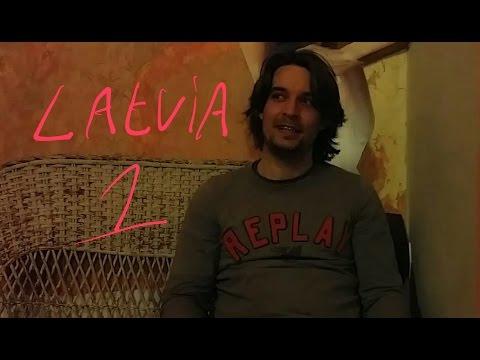 Riga Latvia - Crazy hostel (gone sexual)