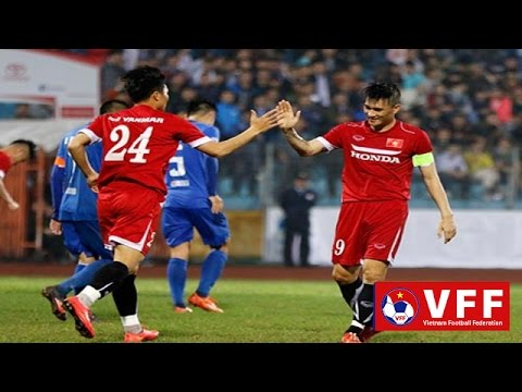 Việt Nam vs Đài Loan 4-1 | HIGHLIGHTS