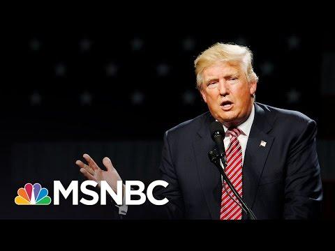 Racist Red Flags Follow Donald Trump's Breitbart Hire, Steve Bannon | Rachel Maddow | MSNBC