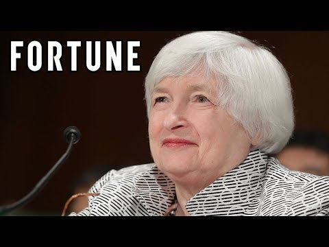 Watch Live: Fed Chair Janet Yellen makes announcement on interest rates.