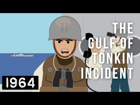 The Gulf of Tonkin Incident (1964)