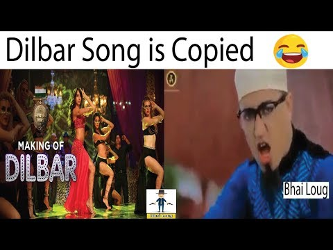 Dilbar Song is inspired by Jamiyat ! Here is Proof