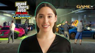 Game TV Schweiz - 22. Juli 2021 | Grand Theft Auto: Online: Los Santos Tuners
