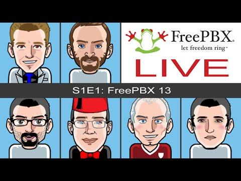 FreePBX Team Live! S1E1
