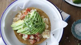 QUINOA CEVICHE! Vegan Easy Healthy Recipe ft. Chef Marcela
