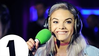Clean Bandit ft. Louisa Johnson - Work From Home (Fifth Harmony Cover) in the Live Lounge