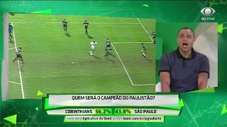 Denilson e Ronaldo mandam recado aos jogadores do Majestoso