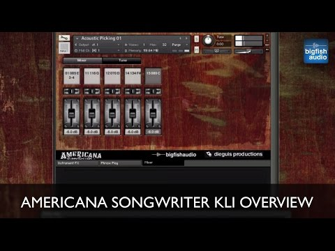 Americana Songwriter - KLI Overview