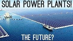 Solar Power Plants | The Next Big Thing?