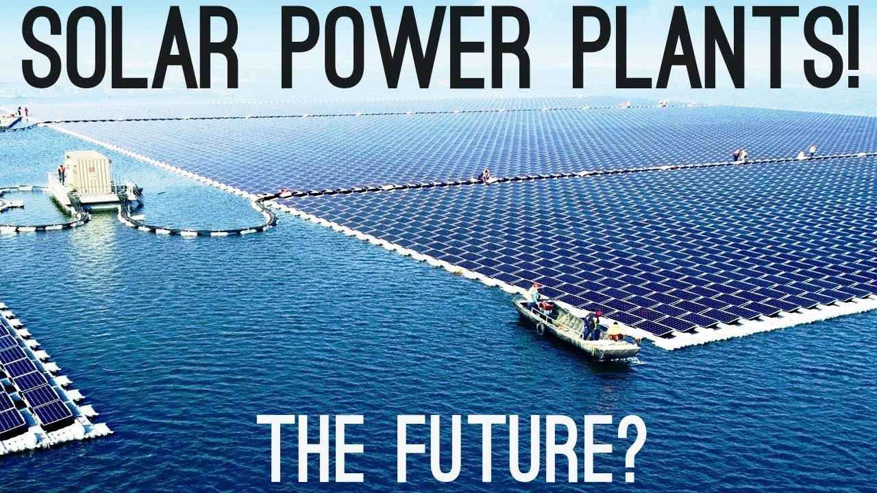 Solar Power Plants The Next Big Thing Youtube Nuclear Plant Diagram How It Works