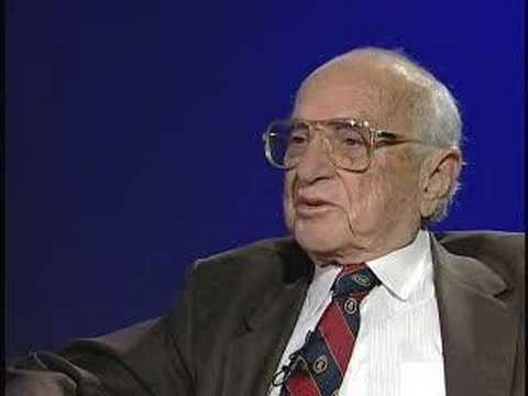 Milton Friedman Interview: Spending Money