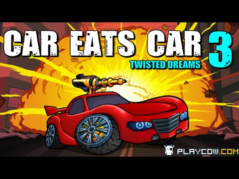 Car Eats Car 3 Walkthrough All Level