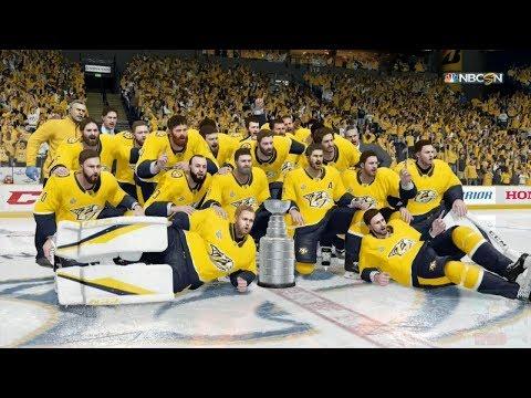 Nashville Predators NHL 18 goal horn